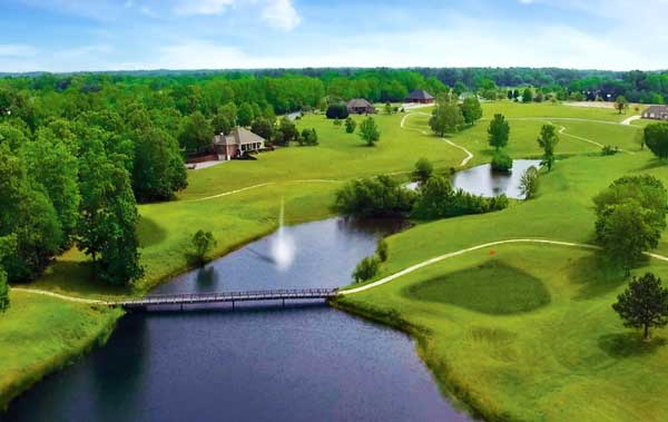 Robert Trent Jones Golf Trail in The Shoals