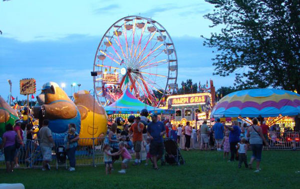 Middle Tennessee District Fair